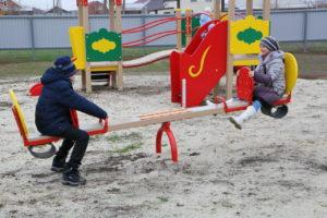 детская площадка доброй лошадки
