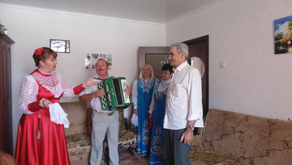 Интернат для престарелых волгоградская обл