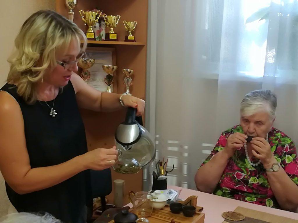 Китайская церемония чаепития